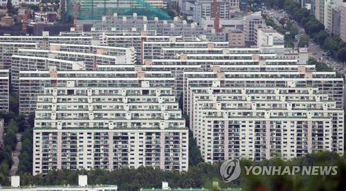 강남 재건축 단지 (사진=연합뉴스)
