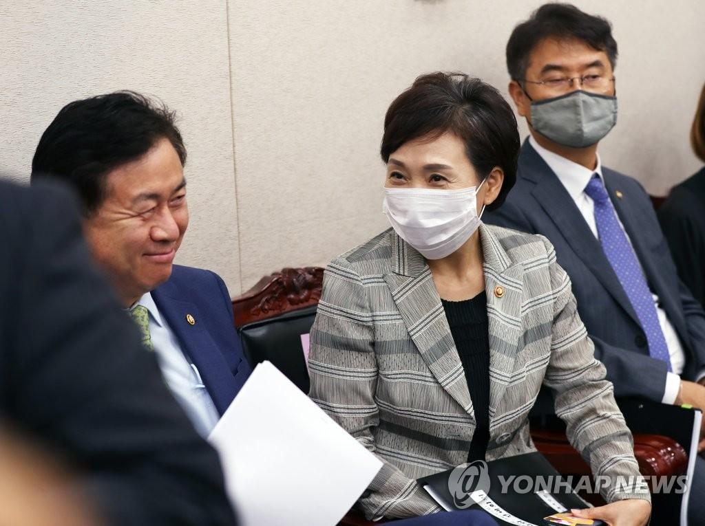 김현미 국토교통부 장관 (사진=연합뉴스)