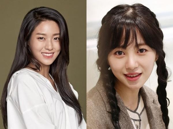 AOA 설현(왼쪽), 전 멤버 권민아 (사진=연합뉴스)