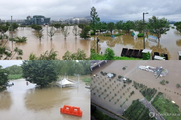 6일 서울 주요 한강공원의 모습 (사진=연합뉴스)