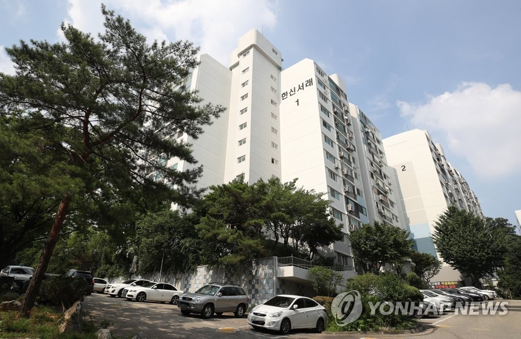 서울 서초구 반포 아파트 (사진=연합뉴스)