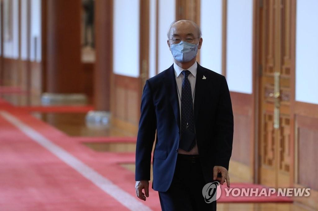 김조원 전 청와대 민정수석 (사진=연합뉴스)