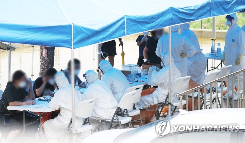 코로나19 발생 현황 (사진=연합뉴스)