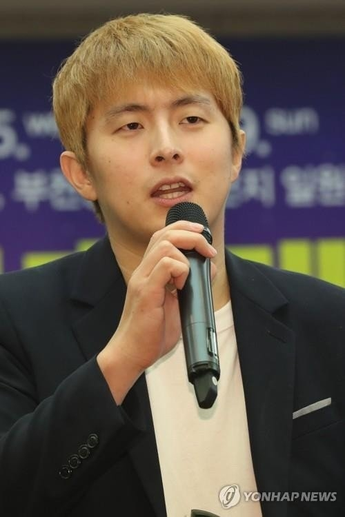 논란이 된 `복학왕`을 연재하는 웹툰작가 기안84.