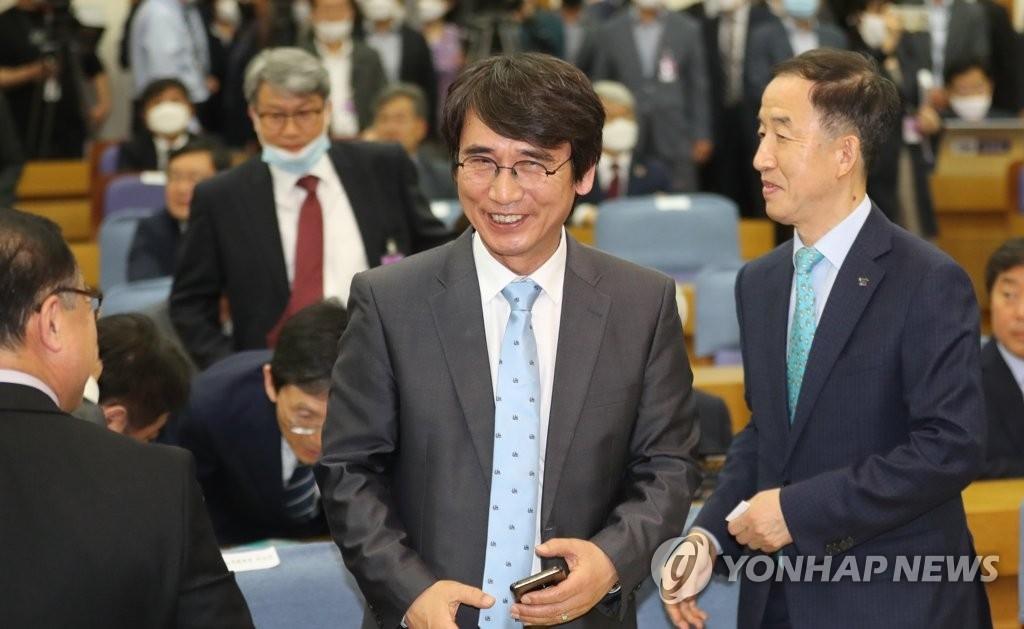 유시민 노무현재단 이사장 (사진=연합뉴스)