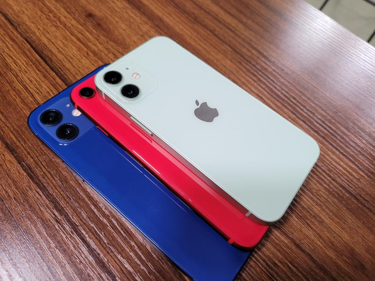 뒤부터 아이폰12, 아이폰SE(2020), 아이폰12 미니