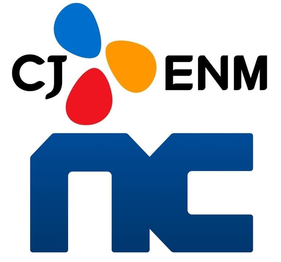 CJ ENM x 엔씨소프트 `MOU`