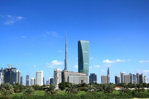 반도건설 중동 첫 개발사업 두바이 유보라타워