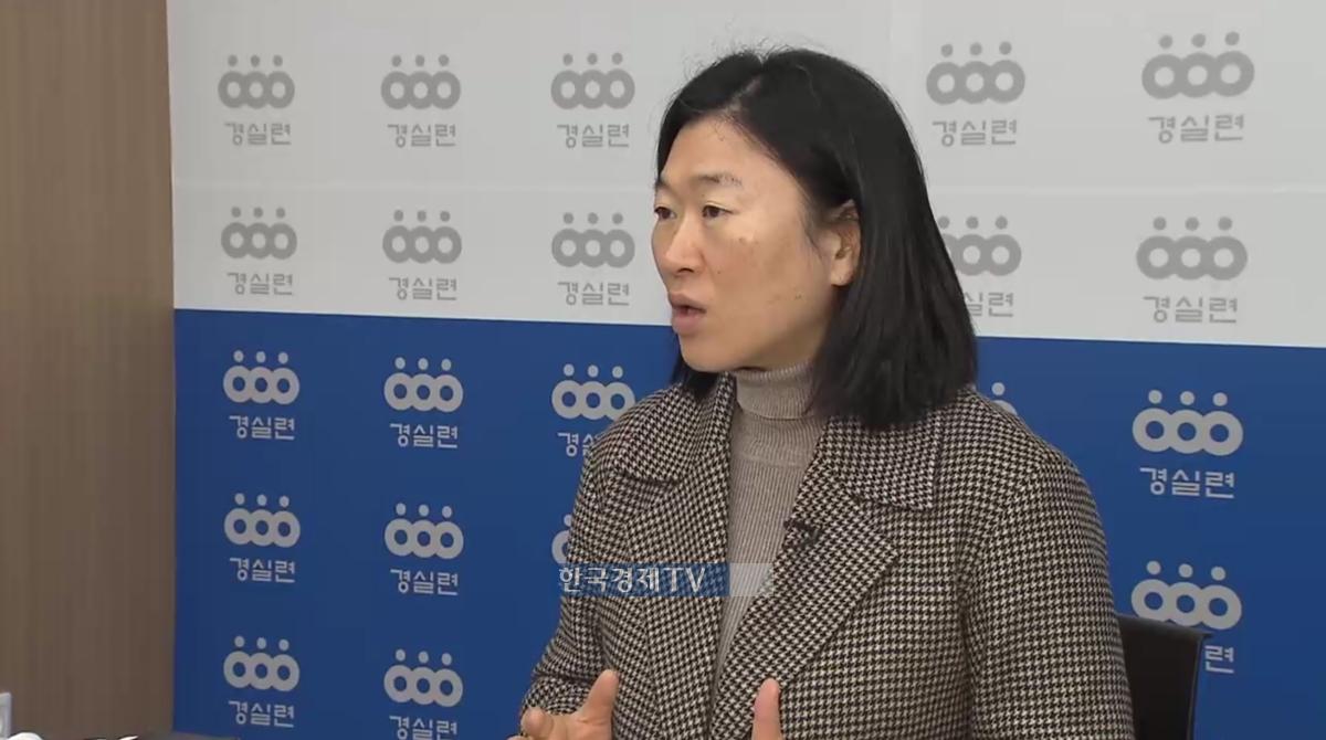 김성달 경실련 부동산건설개혁본부 국장. 영상취재=김영석.