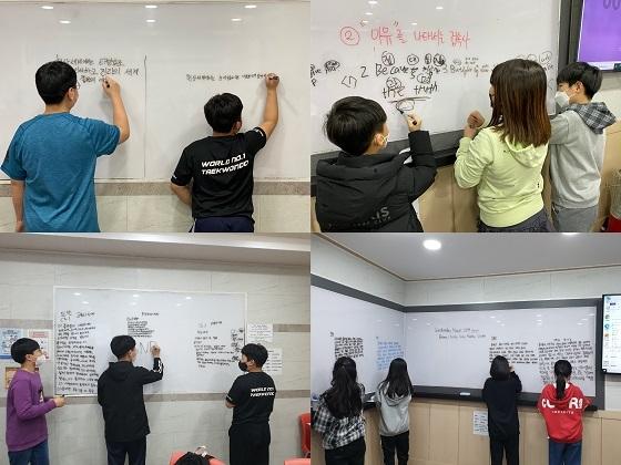 (사진=GnB패럴랙스 광주본부 직영 문흥캠퍼스 강의실)