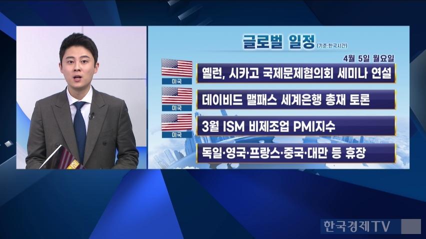 4 월 5 일 LG 전자 이사회 개최, 출근 전 주요 일정 확인