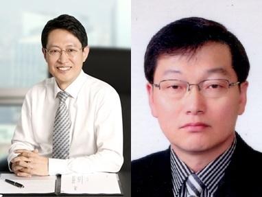(왼쪽부터)최원혁 판토스 대표이사 사장, 박종일 LG MMA 대표이사 부사장