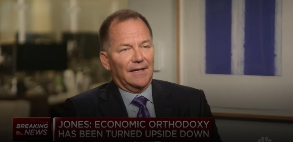 헤지펀드 투자자 폴 튜더 존스 (출처 : CNBC)