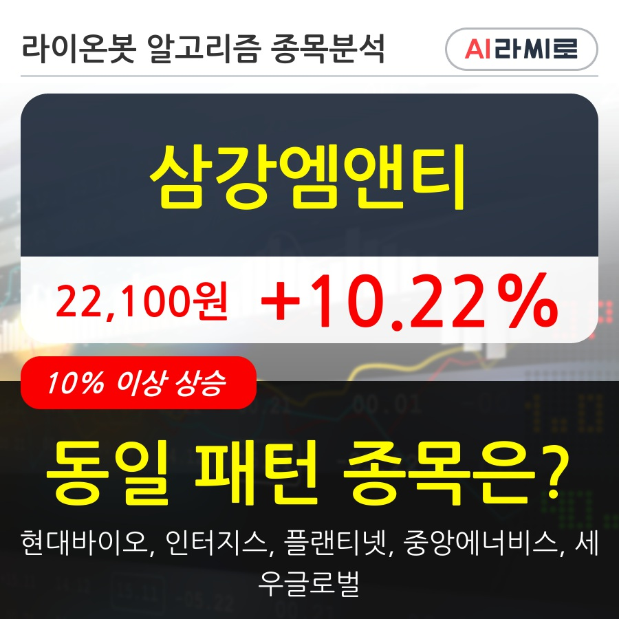 삼강엠앤티